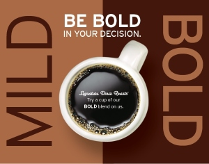 Denny's Cup of Bold Coffee
