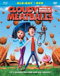 Amazon: 'Cloudy with a Chance of Meatballs' Blu-ray/DVD Combo