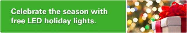 Free LED Lights