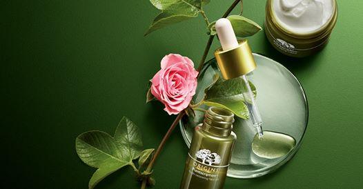 Origins Plantscription Youth-Renewing Night Cream & Face Oil
