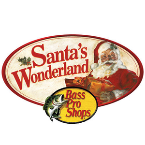 Santa's Wonderland Event at Bass Pro Shops