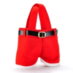 Santa Pants Sytle Candy Bag
