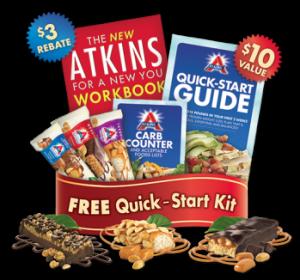 Atkins Quick Start Kit